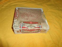 BOITE ANCIENNE A CIGARE EL FENIX FLOR...CIGARES SUPERIEURS MANUFACTURES L'ETAT FRANCE..AVEC UN RECU DE 1928 ?... - Around Cigars