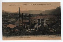FLAVIAC (07) - LA MURE - USINE DE PAPIER SENSIBLE - Autres Communes