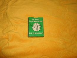 JEU DE 36 CARTES / LE PETIT CARTOMANCIEN B.P. GRIMAUD...ART DE TIRER LES CARTES ... - Speelkaarten