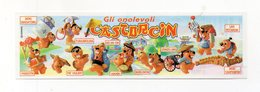 KINDER - 1999 - Cartina Serie CASTORCIN - (FDC15618) - Istruzioni