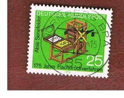 GERMANIA (GERMANY) - SG 1617  - 1972  OFFSET LITHOGRAFHY - USED - [7] République Fédérale