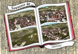 Souvenir De DIXMONT   EDIT SOFER  No.115 - Dixmont