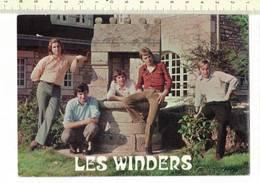 CINE 403 - LES WINDERS - GUEMENE S SCORFF - Chanteurs & Musiciens