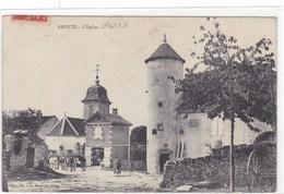 Haute-Marne - Brotte - L'église - Autres Communes