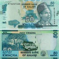 Malawi 50 Kwacha 2018 UNC (PickNew) - Malawi