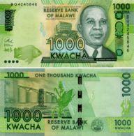 Malawi 1000 Kwacha 2017 UNC (PickNew) - Malawi