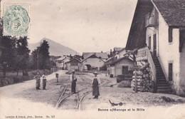 BONNE SUR MENOGE ET LE MOLE      LE VOIE FERREE - Autres Communes
