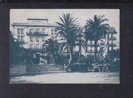 CP Monaco Monte Carlo Hotel Des Anglais 1937 - Monte-Carlo