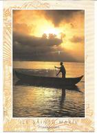 3078m: AK Madagaskar Ile Sainte- Marie, Gest. Mauritius, Gelaufen Nach Österreich - Madagaskar