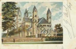Koblenz - Castorkirche  [4A-1.054 - Koblenz