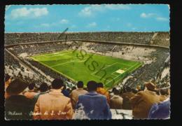 Milano - Stadio Di S. Siro [4A-1.097  (stadium) - Football