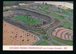 Estadio Pedro Pedrossian Em Campo Grande - MS [4A-1.098  (stadium) - Soccer