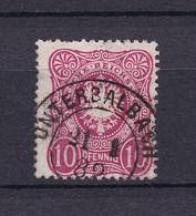 Deutsches Reich - 1881/84 - Michel Nr. 41aa - BPP Gepr. - 40 Euro - Gebraucht