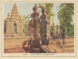 Bali - Dorpstempel Te Singaradja  [4A-1.485 - Indonesien