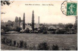 72 SAINT-MARS-de-la-BRIERE - Usine Du Bourray - France