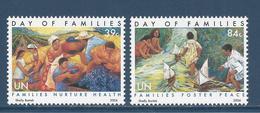 Nations Unies New York - YT N° 989 Et 990 - Neuf Sans Charnière - 2006 - New York – UN Headquarters