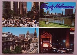 CITY OF MELBOURNE - Multiview - Vg - Melbourne