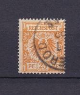 Deutsches Reich - 1890/1900 - Michel Nr. 49 A+b - BPP Gepr. - 12 Euro - Used Stamps