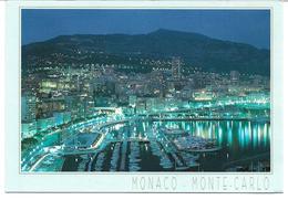 3078j: AK Monte Carlo, Gelaufen Nach Österreich - Monte-Carlo