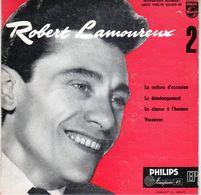 Disque De Robert Lamoureux - La Voiture D'occasion - Philips 432.070 NE - 1956 - . - Humor, Cabaret