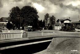 ALTKIRCH LE NOUVEAU PONT ET LA GARE. Francia  France Frankreich - Altkirch