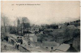 29 Vue Générale De CHATEAUNEUF-du-FAOU - Châteauneuf-du-Faou