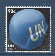 Nations Unies New York - YT N° 1040 - Neuf Sans Charnière - 2007 - New York – UN Headquarters