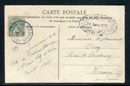 """Obitération """" Sainte Adresse Kermesse """" Sur Carte Postale En 1905 -  Réf M7 - 1877-1920: Période Semi Moderne"""