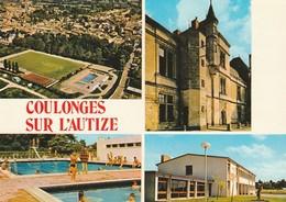 COULONGES-sur-L'AUTIZE. - Multivues - Coulonges-sur-l'Autize