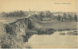 NOISEUX : Entrée Du Village - RARE VARIANTE - Somme-Leuze
