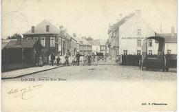 LEUZE : Rue Du Bois Blanc - Cachet De La Poste 1903 - Leuze-en-Hainaut