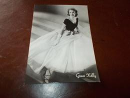 B726   Grace Kelly Non Viaggiata - Attori