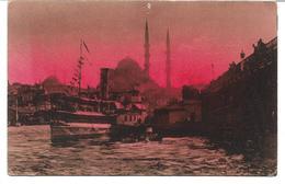 3078f: AK Rotlicht Istambul Yeni- Djami, Gelaufen 1916 In Das Reservespital Bruck An Der Leitha - Bruck An Der Leitha
