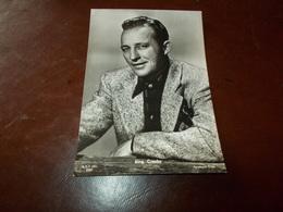 B726   Bing Crosby Non Viaggiata - Attori