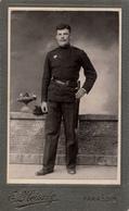 SOLDIER , RED CROSS , VARAZDIN , CROATIA - Alte (vor 1900)