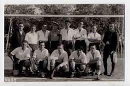 REVEL - CARTE PHOTO - Equipe De Football 1929/1930 - Champion Du Midi - 31 - Haute Garonne - Revel