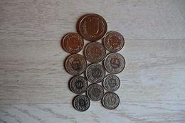 12 Monnaies Suisses - Suisse