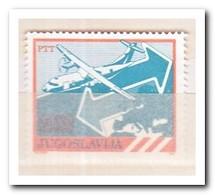 Joegoslavië 1989, Postfris MNH, Postal Service, Airoplane - Ongebruikt