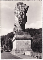 La Gileppe - Le Barrage Et Le Lion - De Versperring En De Leeuw -  (Belgique/België) - Gileppe (Stuwdam)