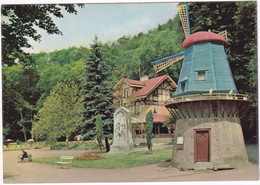 Spa - Luna Park -  (Belgique/België) - Windmolen - Spa
