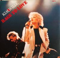 "* 12""  EP *  KIM WILDE - RAGE TO LOVE - 45 Toeren - Maxi-Single"