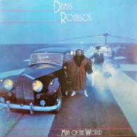 * LP *  DEMIS ROUSSOS - MAN OF THE WORLD (Holland 1980 ) - Disco, Pop