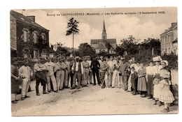 Loupfougères Hussards 1909 - Frankrijk