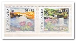 Joegoslavië 1989, Postfris MNH, European Nature Protection - Ongebruikt