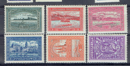 Yougoslavie Série 225-230 ** - MNH - 1931-1941 Royaume De Yougoslavie