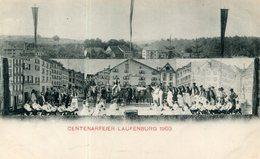 SUISSE(LAUFENBURG) FETE - VS Valais