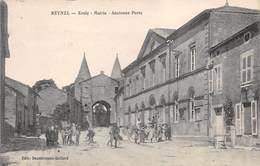 52.n°57149.reynel.ecole.mairie.ancienne Porte - Autres Communes