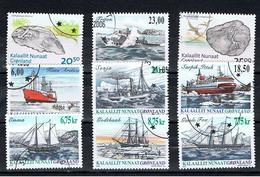 Groënland / Petit Lot De 36 TP Oblitérés / Très Forte Cote / A Voir !!! - Groenland