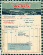 FACTURE 1930 LUSTUCRU  A. CARTIER MILLON A GRENOBLE ENVOYEE A MR OBLED A CHAUNY - 1900 – 1949