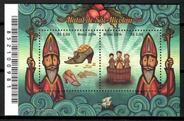 Brazil 2014 Brasil / Christmas MNH Navidad Nöel Weihnachten / Cu12138  41-31 - Christmas